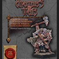 Lord of Wrath with Paired Weapons (AOW17)