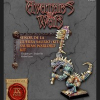 Saurian Warlord (AOW34)